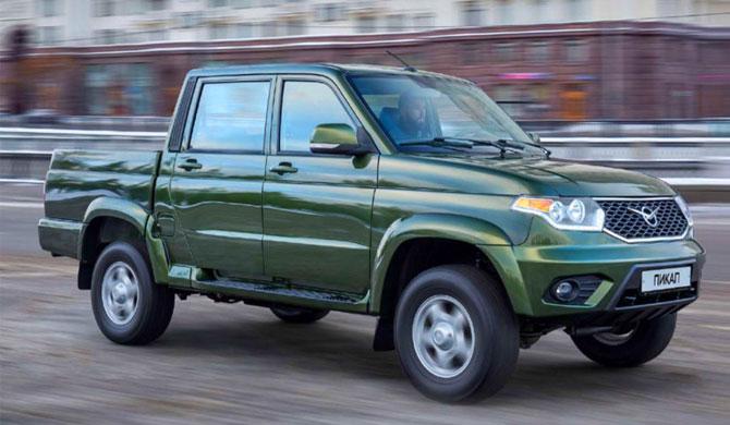 УАЗ Пикап - недорогой отечественный автомобиль