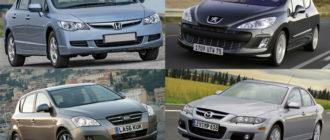 Лучшие автомобили с пробегом за 400000 рублей